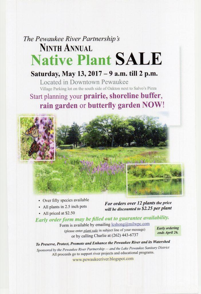 PRP Plant Sale 2017